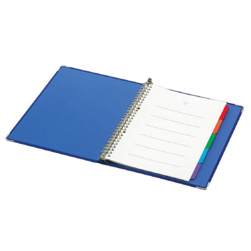 KOKUYO Color Palette Binder Notebook B5-S Blue