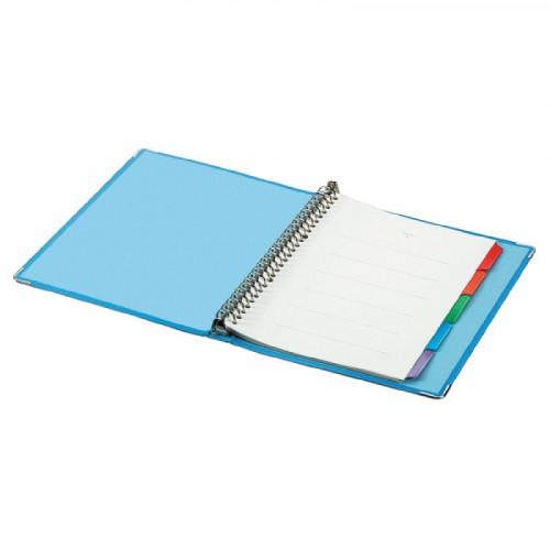 KOKUYO Color Palette Binder Notebook B5-S L.Blue