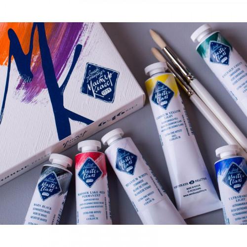 MASTER-CLASS Artists Oil Colour Set 12x18ml tubes
