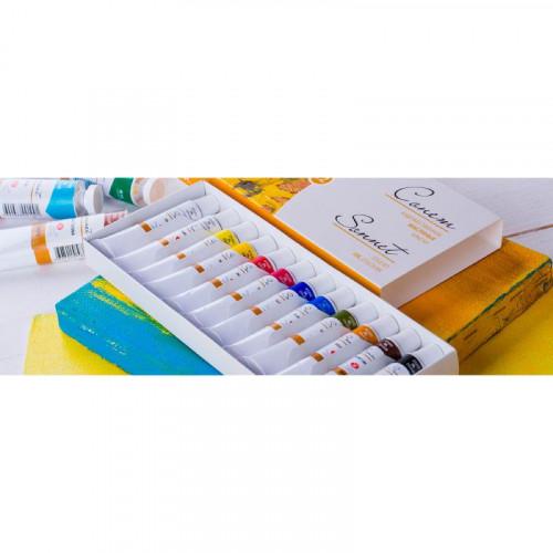 SONNET Studio Oil Colour Set 8x10ml tubes