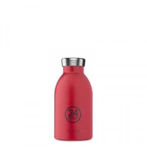 24 BOTTLES Clima 330ml Hot Red