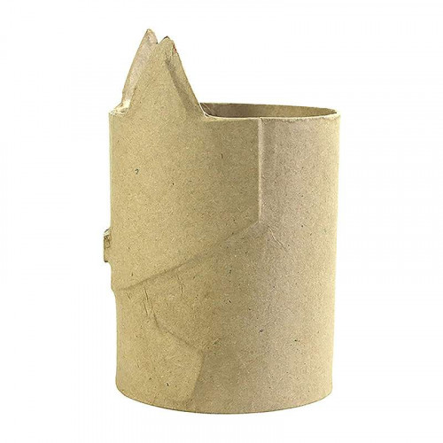 DECOPATCH Objects:Accessories-Pencil Holder Cat
