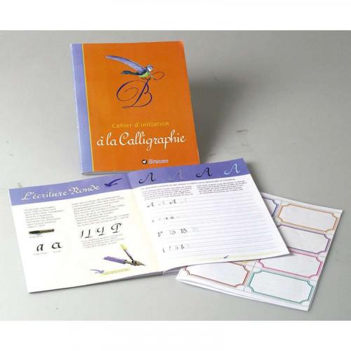 BRAUSE Junior Calligraphy Set -English