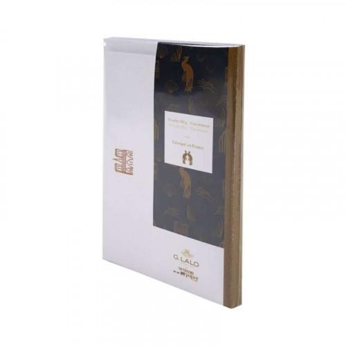 G.LALO 100 years Cards & Envelopes Set-Blue