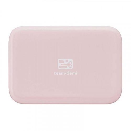 PLUS Team Demi Stationery Kit Sakura (Pink)