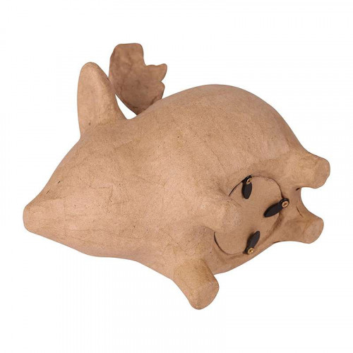 DECOPATCH Objects:Accessories-Flying Pig Money Box