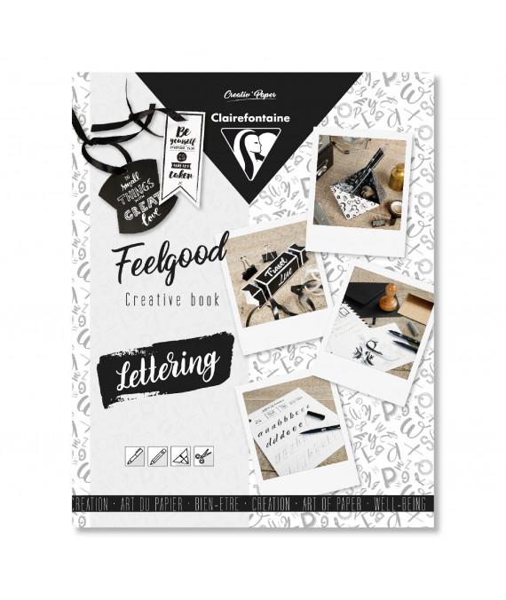 CF FEELGOOD Creativ book Lettering